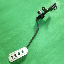 Assembly:pedal (composite material)